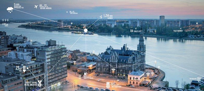 City of Things Antwerpen brengt WAPPR uit als tool om de communicatie tussen burgers en stadsadmin te versterken!